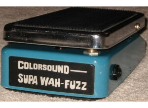 ColorSound supa wah-fuzz