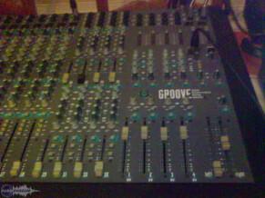 GEM Groove Sound Reinforcement Mixing Console