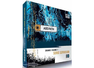 Native Instruments Absynth Sounds Volume 1