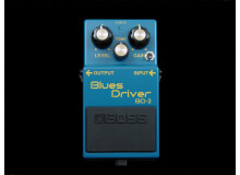 Boss BD-2 Blues Driver - Modded by Keeley