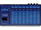 DSI Evolver + sound tower + bank.