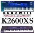 50 sons pour les Kurzweil K2600
