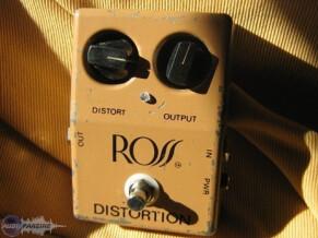 Ross R-50 Distortion