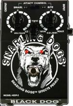 Snarling Dogs SDP-2 Black Dog