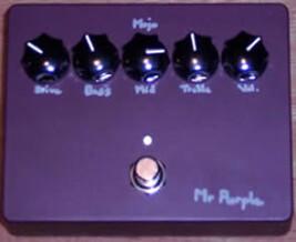 Mojo France Mr Purple