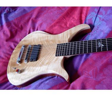 Querey Guitars Aude Olena 7 cordes