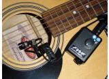 Placer le micro dans la guitare