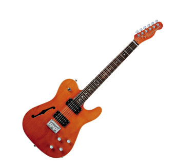 Squier Master Thinline Tele