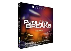 Inspiration Sounds Pure Live Breaks Vol.2