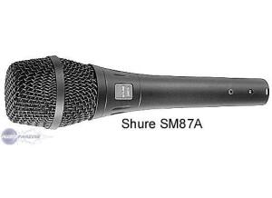 Shure SM87A