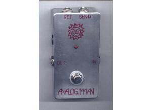 Analog Man Bypass Loop
