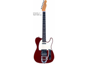 Fender Classic Series Japan '62 Telecaster w/ Bigsby