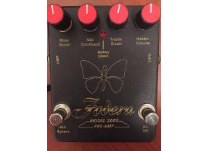 Fodera Guitars Model 2000