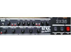 ENGL E850 Tube Rackhead