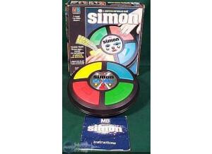 MB Milton Bradley Simon