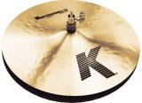 Vends Zildjian K Mastersound Hi Hat 14