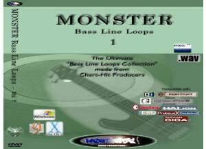 Westside Studios Monster Bass Line Loops Volume 1