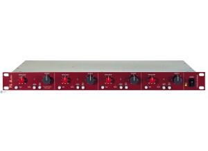 TL Audio 3001 4 Channel Mic Pre Amp