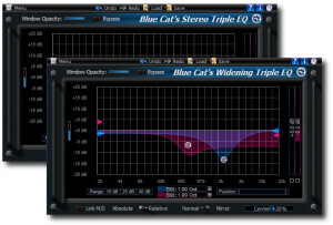Blue Cat Audio Triple EQ Pack