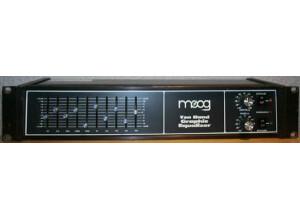Moog Music 10-Band Graphic Equalizer