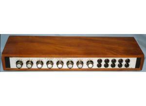 EMS 8 octave filter bank