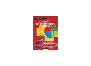 Dunod Le livre des techniques du son (Tome 2)
