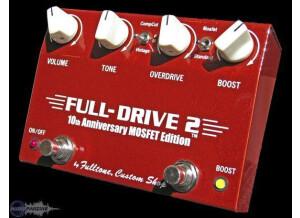 Fulltone Full-Drive 2 - 10th Anniversary Mosfet Edition