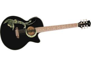 Luna Guitars Fauna Phoenix