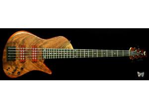 Fodera Guitars Emperor II 5