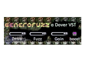 Dover VST Generofuzz [Freeware]