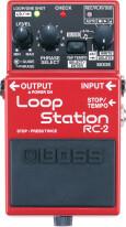 [NAMM] Boss RC-2 Loopstation