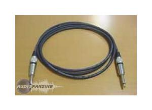 Schulz Kabel Cable Jack 6,3 Mm / Jack 6,3 Mm En Métal - 6 Mètres