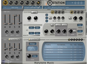 Manytone Music Manystation 2