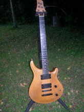 Patrick Eggle Guitars Berlin Std 93