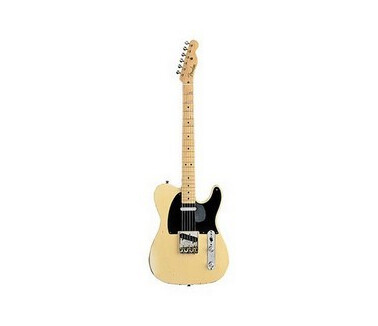 Fender Custom Shop Time Machine '51 Relic Nocaster