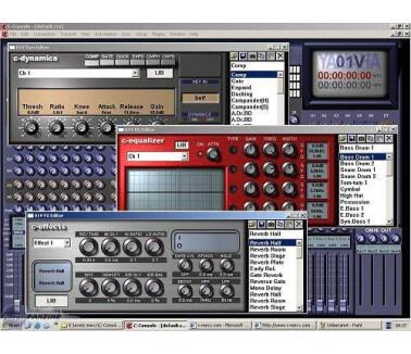 C-Mexx C-Console 01V