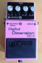 Boss DC-3 Digital Dimension & Digital Space-D
