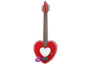Daisy Rock Heartbreaker Short Scale RHR