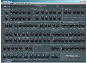 rgc:audio Pentagon I