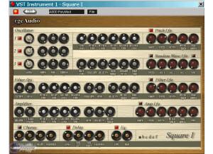 rgc:audio Square I