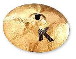 "Zildjian K Custom Session Ride 20"""