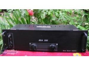Power Acoustics BSA 200