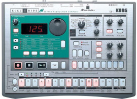 Electribe Es-1 comme expander multitimbral