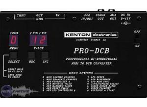 Kenton PRO-DCB