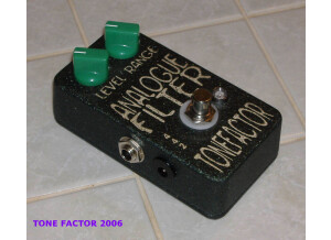Tone Factor Analogue Filter 442