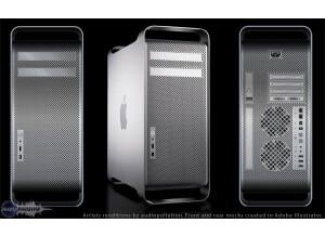 Apple Mac Pro Quad Xeon 64 Bits