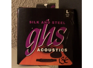 GHS Silk and Steel Accoustics