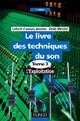 Dunod Le livre des techniques du son (Tome 3)