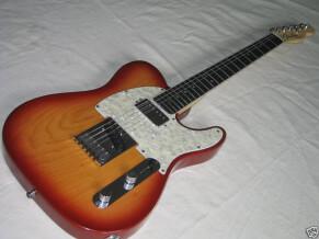 Fender Hot Rodded American Fat Tele