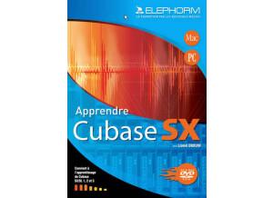 Elephorm Apprendre Cubase SX, version réactualisée 2006
